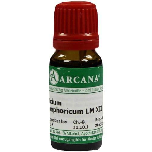 Calcium phosphoricum Arcana LM 12 Dilution - 1