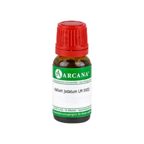 Kalium jodatum Arcana LM 18 Dilution - 1