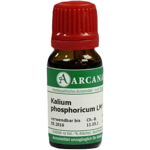 Kalium phosphoricum Arcana LM 6 Dilution - 1