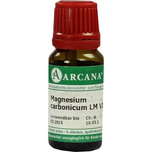 Magnesium carbonicum Arcana LM 6 Dilution - 1
