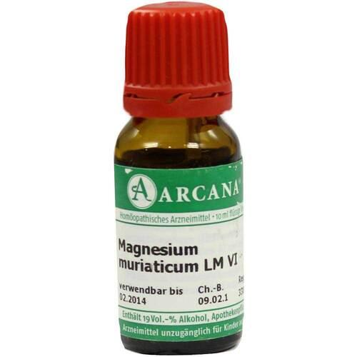 Magnesium muriaticum Arcana LM 6 Dilution - 1