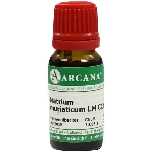 Natrium muriaticum Arcana LM 120 Dilution - 1