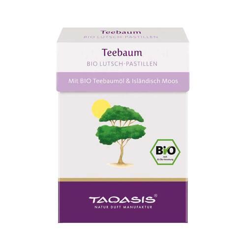 Teebaum Pastillen Bio - 1