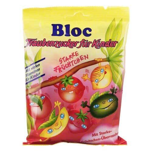 Bloc Traubenzucker Kindermischung Beutel - 1