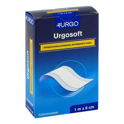 Urgosoft Pflaster 6 cm x 1 m - 1