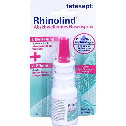 Tetesept Rhinolind Abschwellendes Nasenspray - 1
