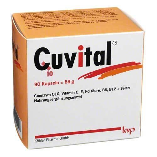 Cuvital Kapseln - 1
