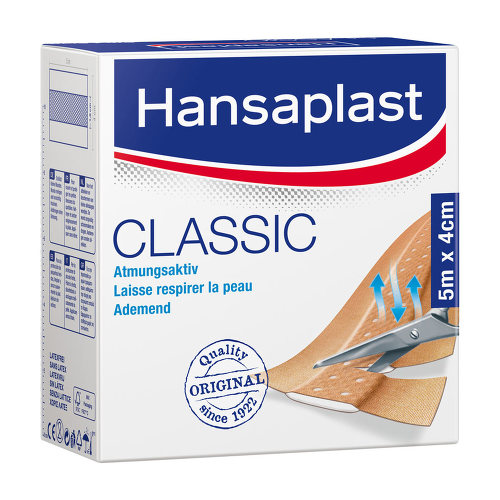 Hansaplast Classic Pflaster - 1