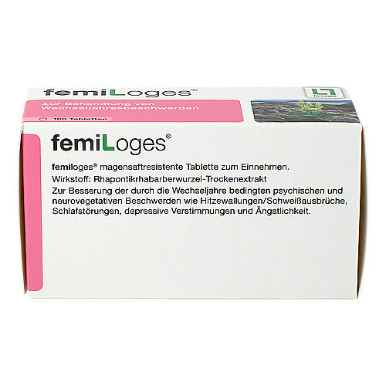 Femiloges magensaftresistente Tabletten - 3