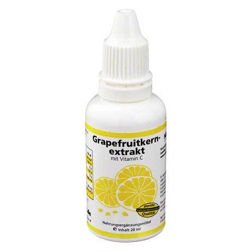 Grapefruit Kern Extrakt - 1