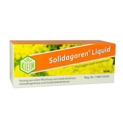 Solidagoren Liquid - 1