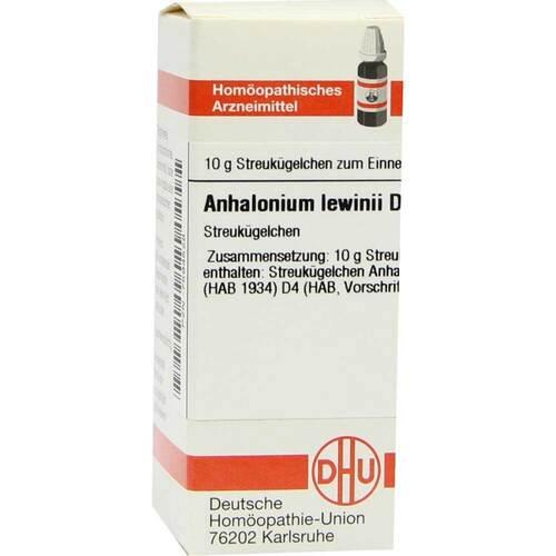 Anhalonium Lewinii D 4 Globuli - 1