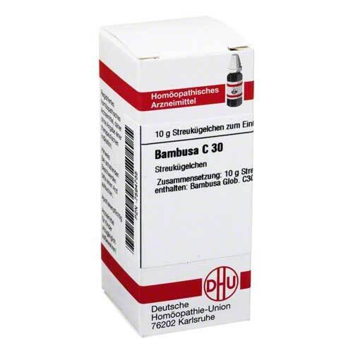 DHU Bambusa C 30 Globuli - 1