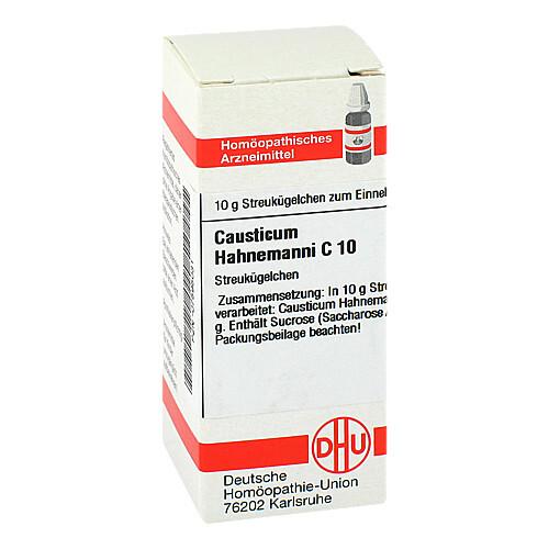 causticum Hahnemanni C 10 Gl - 1