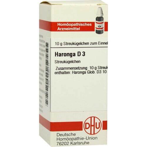DHU Haronga D 3 Globuli - 1