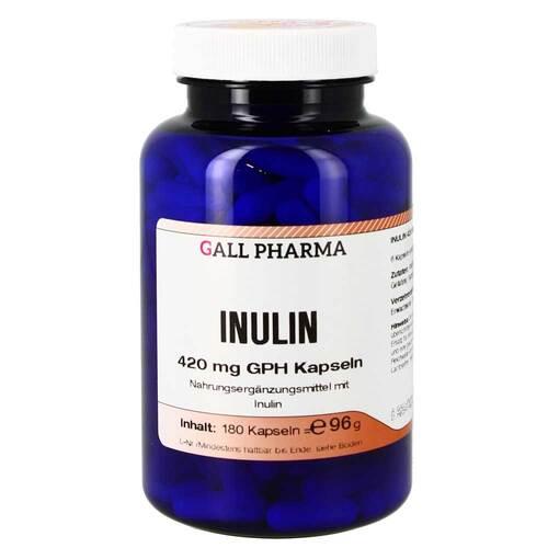 Inulin 420 mg GPH Kapseln - 1