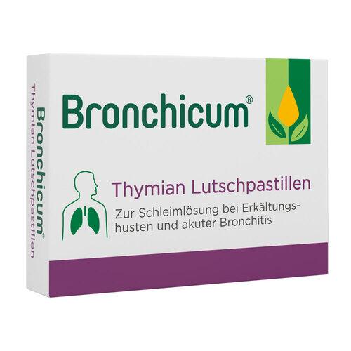 Bronchicum Thymian Lutschpastillen - 1