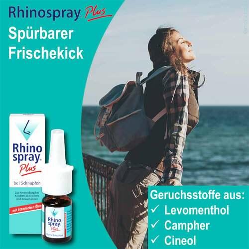 Rhinospray plus Nasenspray - 4