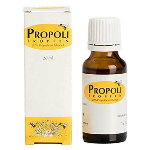Propoli Tropfen in Alkohol - 1