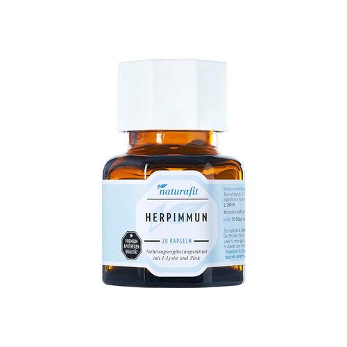 Naturafit Herpimmun Kapseln - 1