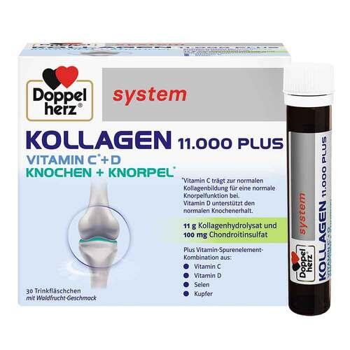 Doppelherz system Kollagen 11000 Plus Ampullen - 1