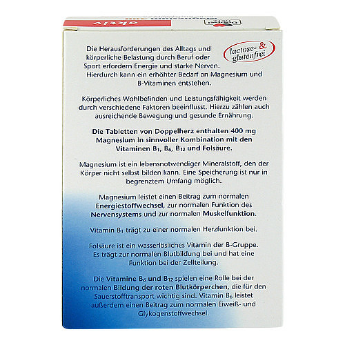Doppelherz Magnesium 400 mg Tabletten - 2