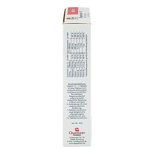 Doppelherz Magnesium 400 mg Tabletten - 3