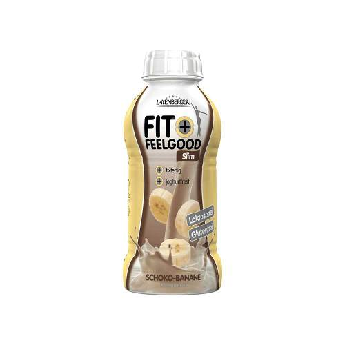 Layenberger Fit + Feelgood fixfertiger Diät-Shake Schoko Banane - 1
