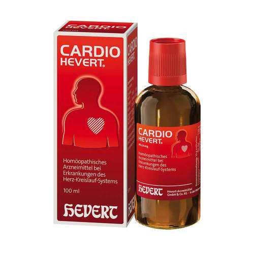 Cardio Hevert Tropfen - 1