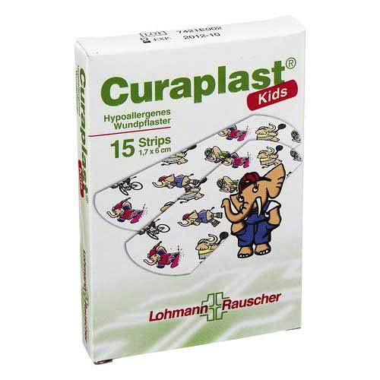 Curaplast Kids Strips einzeln - 1