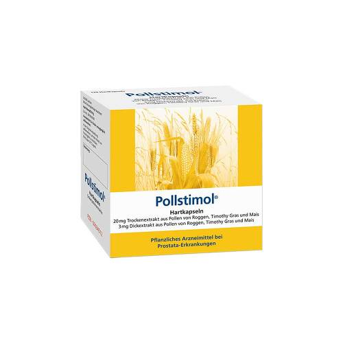 Pollstimol Hartkapseln - 1