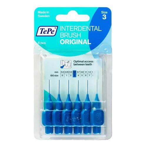 Tepe Interdentalbürste 0,6mm blau - 1
