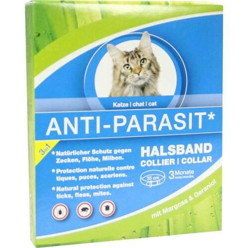 Bogacare Anti-Parasit Halsband Katze - 1