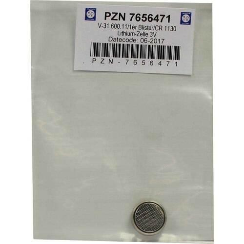 Batterien Lithium 3V CR 1130 - 1