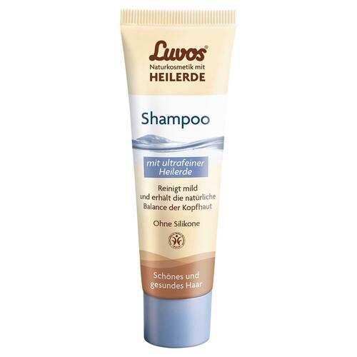 Luvos Naturkosmetik mit Heilerde Haarshampoo - 1
