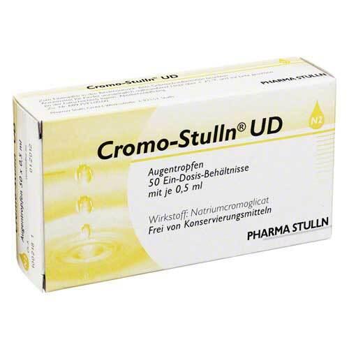 Cromo Stulln UD Augentropfen - 1