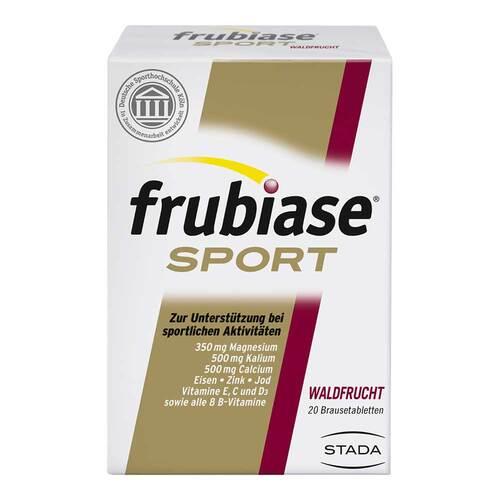Frubiase Sport Waldfrucht Brausetabletten - 1