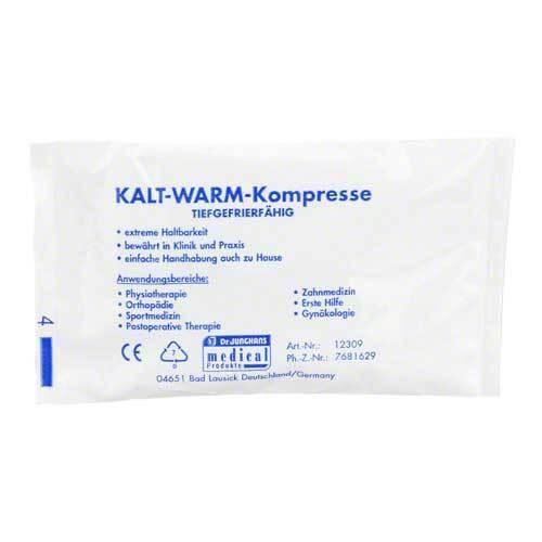 Kalt-Warm Kompresse 7x10cm - 1