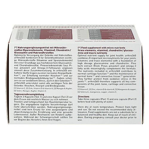 Amitamin arthro360 Kapseln - 2