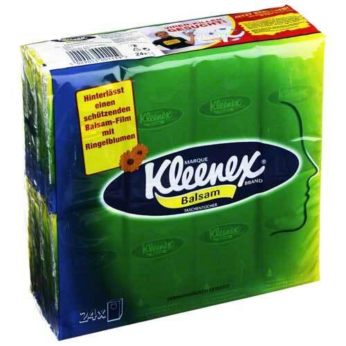 Kleenex Balsam Taschentücher - 1