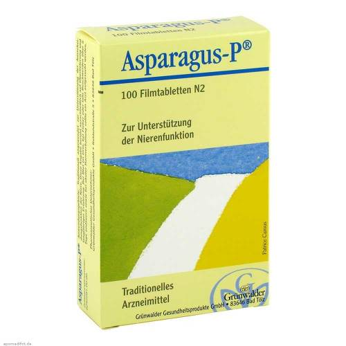 Asparagus P Filmtabletten - 1