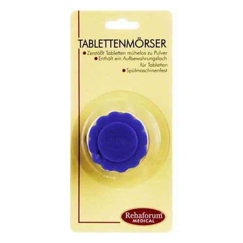 Tabletten Mörser - 1