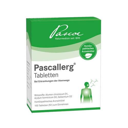 Pascallerg Tabletten - 1