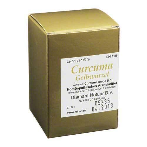 Curcuma Gelbwurzel Kapseln - 1