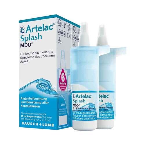 Artelac Splash MDO Augentropfen - 1