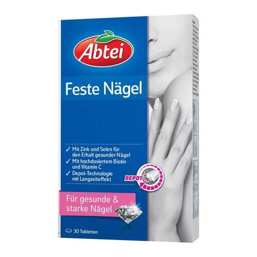 Abtei Feste Nägel Tabletten - 1