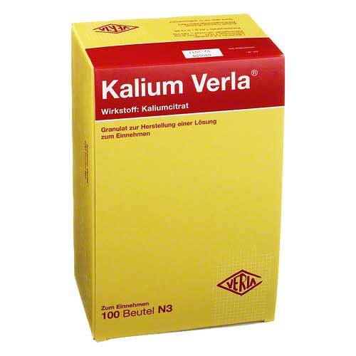 Kalium Verla Granulat Beutel - 1