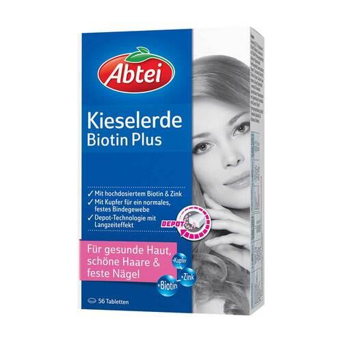 Abtei Kieselerde Plus Biotin Depot Tabletten - 1