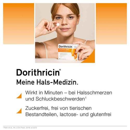Dorithricin Halstabletten Classic bei Halsschmerzen - 3