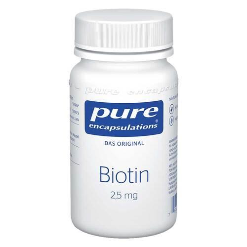 Pure Encapsulations Biotin 2,5 mg Kapseln - 1